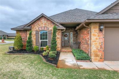 Edmond Single Family Home For Sale: 16101 Romeo Drive