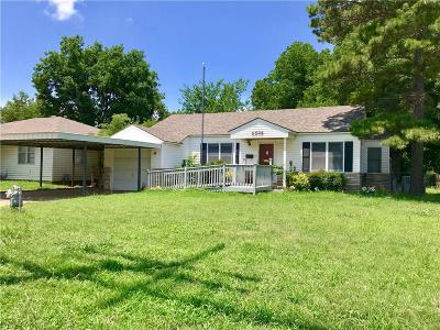 Warr Acres Single Family Home For Sale: 5509 NW 42nd Street