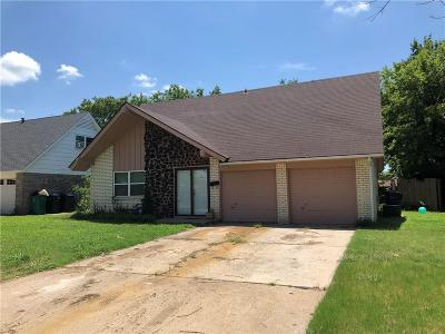 Oklahoma City Single Family Home For Sale: 1304 NW 106th Street
