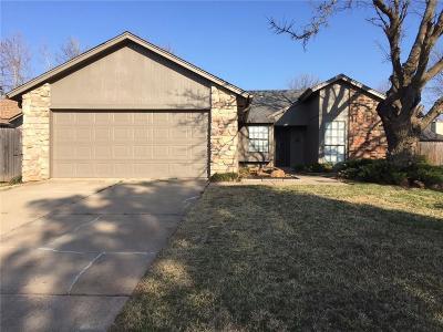 Edmond Single Family Home For Sale: 16304 Coronado Drive