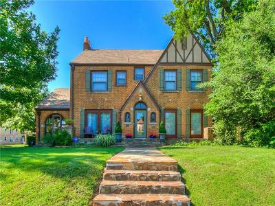 Oklahoma City Single Family Home For Sale: 624 NE 17th Street