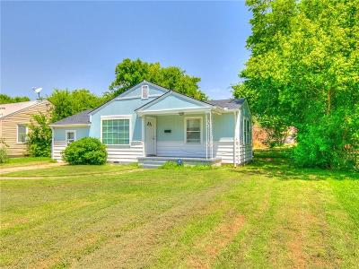Norman Single Family Home For Sale: 107 W Dale Street