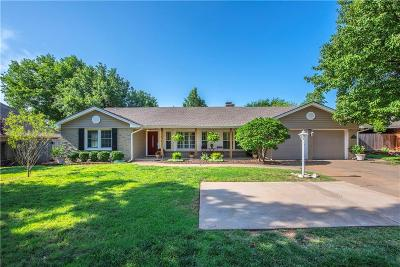 Oklahoma City OK Single Family Home Sold: $245,000