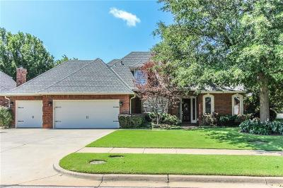 Norman Single Family Home For Sale: 3504 Riverwalk Drive