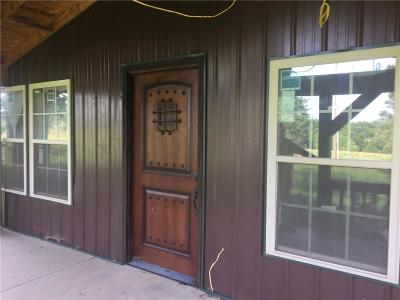 Davenport Single Family Home For Sale: 870610 S 3503 Road