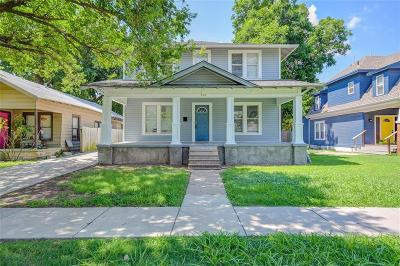 Norman Single Family Home For Sale: 215 W Symmes Street