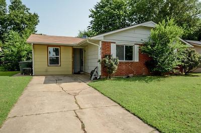 Edmond Single Family Home For Sale: 311 Winding Lane