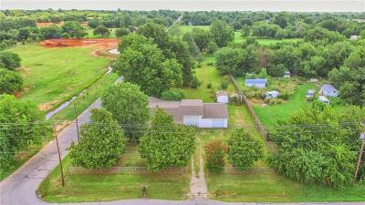 Midwest City Single Family Home For Sale: 1224 N Spencer Road