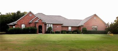 Oklahoma City Single Family Home For Sale: 10713 Green Valley Road
