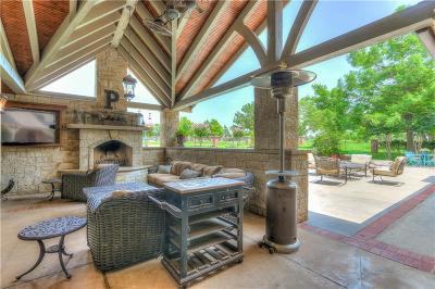 Edmond Single Family Home For Sale: 5812 Country Club Drive