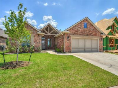 Yukon Single Family Home For Sale: 14512 Privas Lane