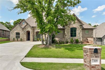 Edmond Single Family Home For Sale: 7309 Whirlwind Way