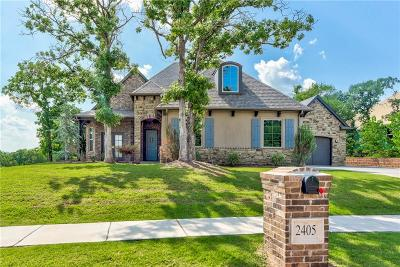 Edmond Single Family Home For Sale: 2405 Rumble Court