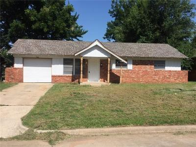 Oklahoma City Single Family Home For Sale: 1004 Lotus Avenue