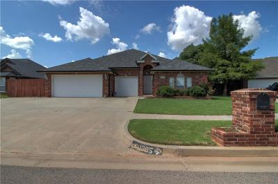Oklahoma City Single Family Home For Sale: 1305 SW 123rd Street