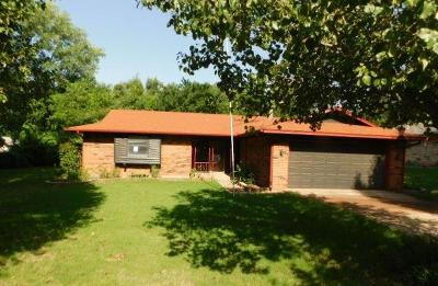 Choctaw Single Family Home For Sale: 3275 Clarke Street