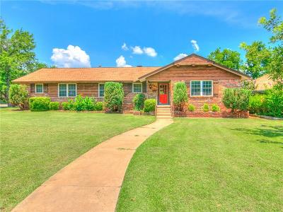 Oklahoma City Single Family Home For Sale: 2641 NW 56th Street