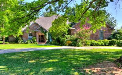 Guthrie Single Family Home For Sale: 1212 Mockingbird Lane