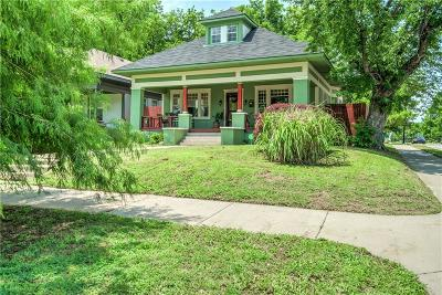 Single Family Home For Sale: 1629 N Klein