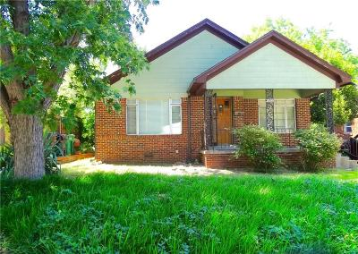 Oklahoma City Single Family Home For Sale: 2536 NW 34th Street
