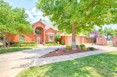 Oklahoma City Single Family Home For Sale: 11900 Rosemeade Court