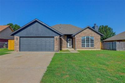 Choctaw OK Single Family Home Sale Pending: $154,900