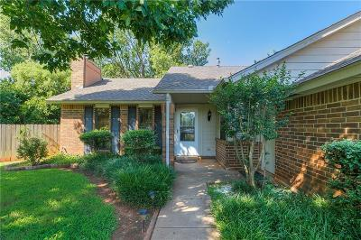 Edmond Single Family Home For Sale: 136 Sonora