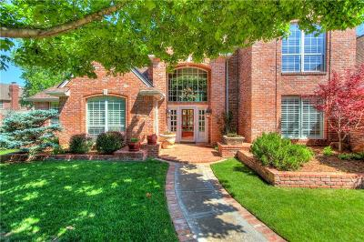 Edmond Single Family Home For Sale: 6016 Laquinta Circle