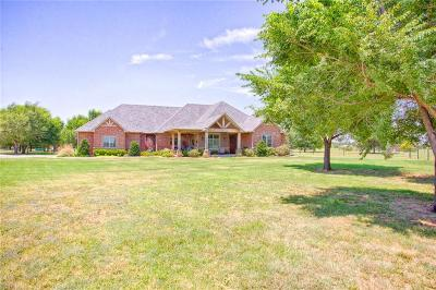 Edmond Single Family Home For Sale: 9903 Harvestyme Lane