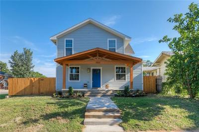 Oklahoma City Single Family Home For Sale: 1800 W Park Place