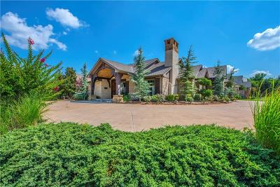 Nichols Hills OK Single Family Home For Sale: $995,000