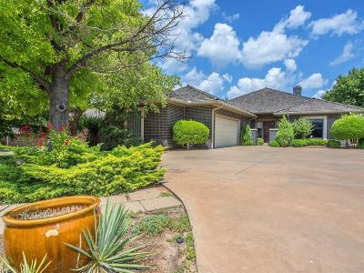 Oklahoma City Single Family Home For Sale: 13208 Oakcliff Road