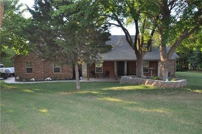Blanchard Single Family Home For Sale: 928 Timber Crossing