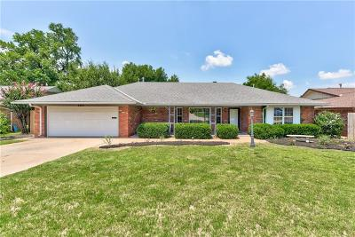 Oklahoma City Single Family Home For Sale: 4805 NW 65th Street