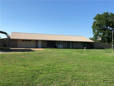 Crescent OK Single Family Home For Sale: $230,000