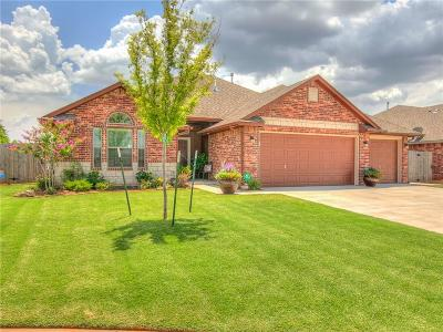 Mustang Single Family Home For Sale: 1824 W Crossbow Way