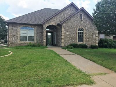 Canadian County, Oklahoma County Single Family Home For Sale: 15312 Sugar Loaf Drive