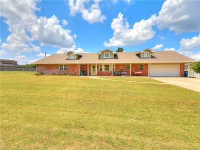 Blanchard Single Family Home For Sale: 2306 County Road 1231
