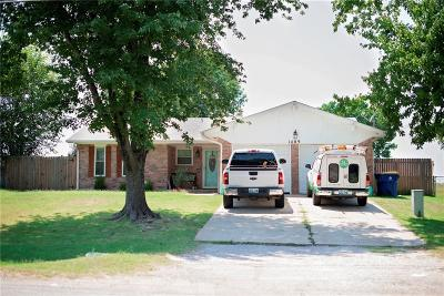 Choctaw Single Family Home For Sale: 1409 N Indian Meridian