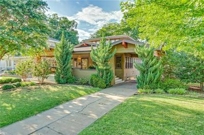Oklahoma City Single Family Home For Sale: 305 NW 22nd