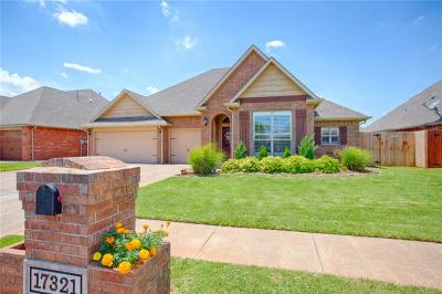 Single Family Home For Sale: 17321 Woodvine Drive