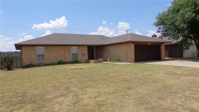 Single Family Home For Sale: 2108 Galaxy Dr