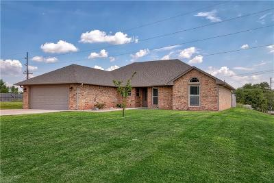 Sayre Single Family Home For Sale: 2 Mesquite