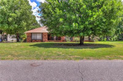 Single Family Home For Sale: 1218 Willow Drive