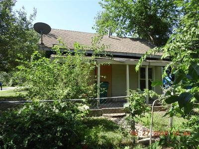 Oklahoma City OK Single Family Home For Sale: $19,900