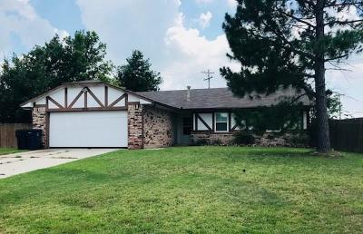 Single Family Home For Sale: 8701 Dena Lane
