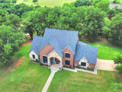 Oklahoma City Single Family Home For Sale: 16120 Willow Bend Avenue