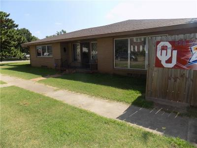Single Family Home For Sale: 328 W Oklahoma