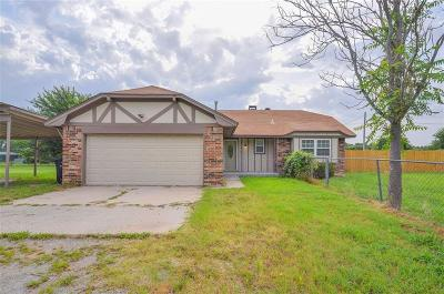 Oklahoma City Single Family Home For Sale: 3300 S Noma Road
