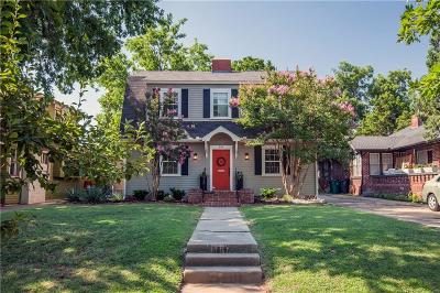 Oklahoma City Single Family Home For Sale: 216 NW 22nd Street